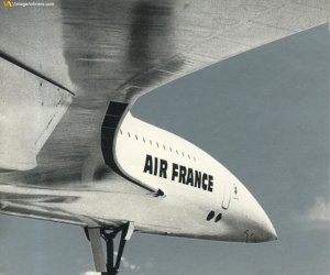 Air France Concorde Class