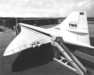 TWA Concord Concept Artist Rendition