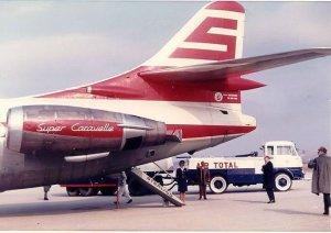 Sterling Airlines Super Caravelle