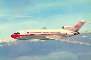 Read more about the article TAP Portugal Boeing 727