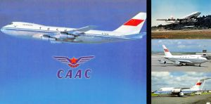 CAAC Airlines (+VIDEOS)