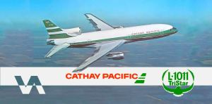 Cathay Pacific Airlines L-1011 (+VIDEOS)