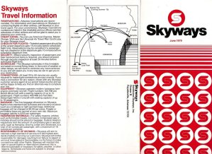 Skyways Commuter Airline