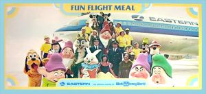 Eastern, The Official Airline of Walt Disney World