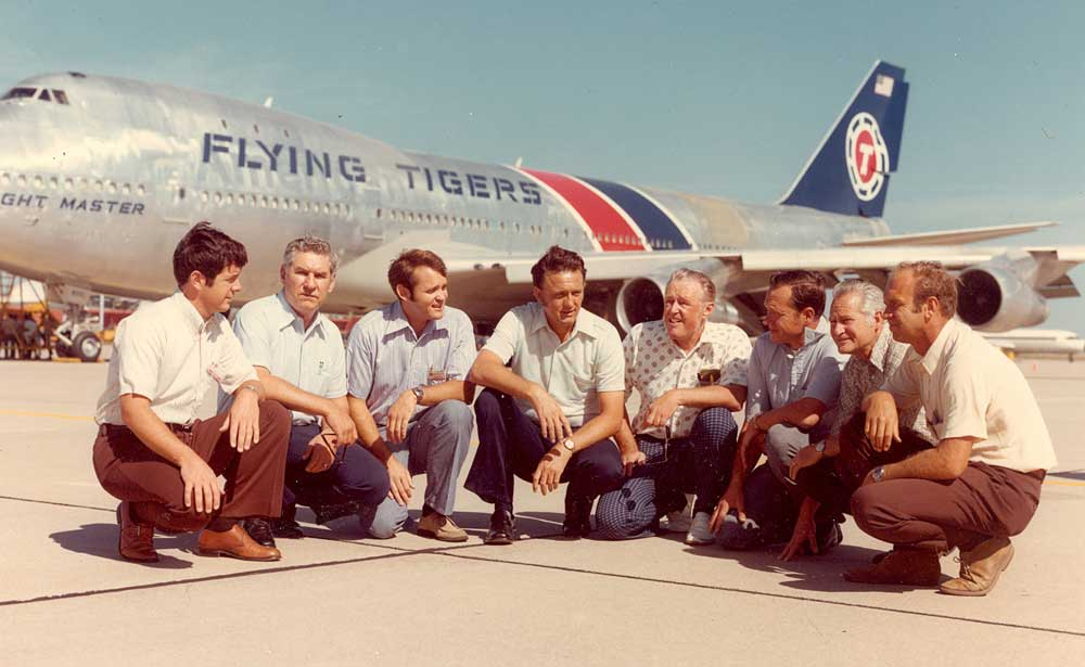 Flying Tiger Line, Flying Tigers Airline, Cargo and Freight