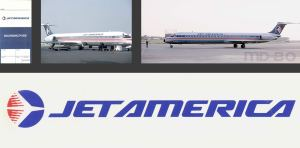 Jet America (+VIDEOS) Landing in Chicago