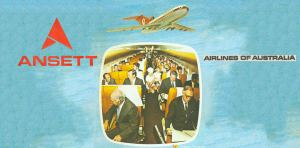 Ansett Australia in the 1970s (+VIDEOS)