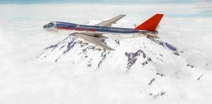 Northwest Orient Cargo 747-251F