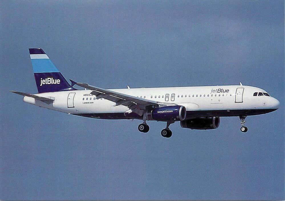 JetBlue first flight, Feb 11, 2000