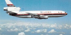 Laker DC-10 Rare Footage