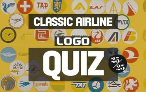 Read more about the article Classic Airline Logo Trivia — Know Your Airlines?