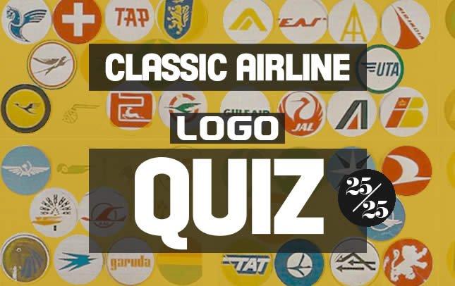 Classic Airline Logo Trivia Quiz
