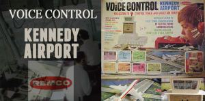 Remco Voice Control Kennedy Airport 1968 (+VIDEO)