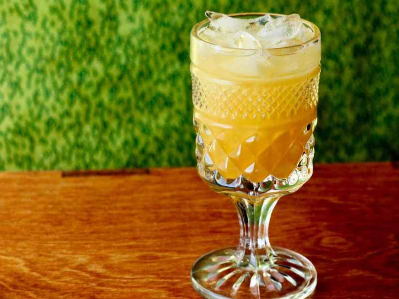Jungle Juice Cocktail