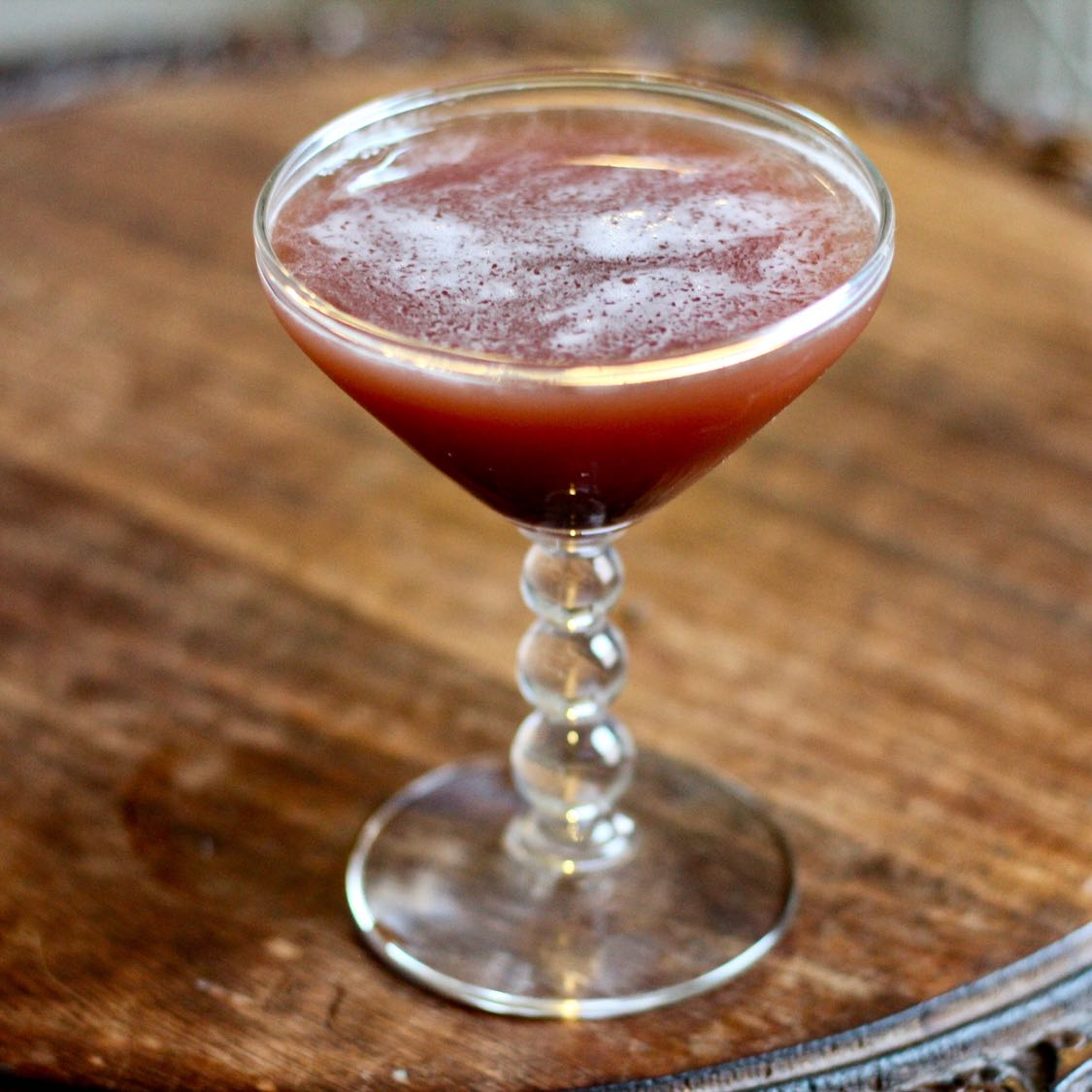 Blood and Sand Cocktail - Original 1934 Savoy Recipe