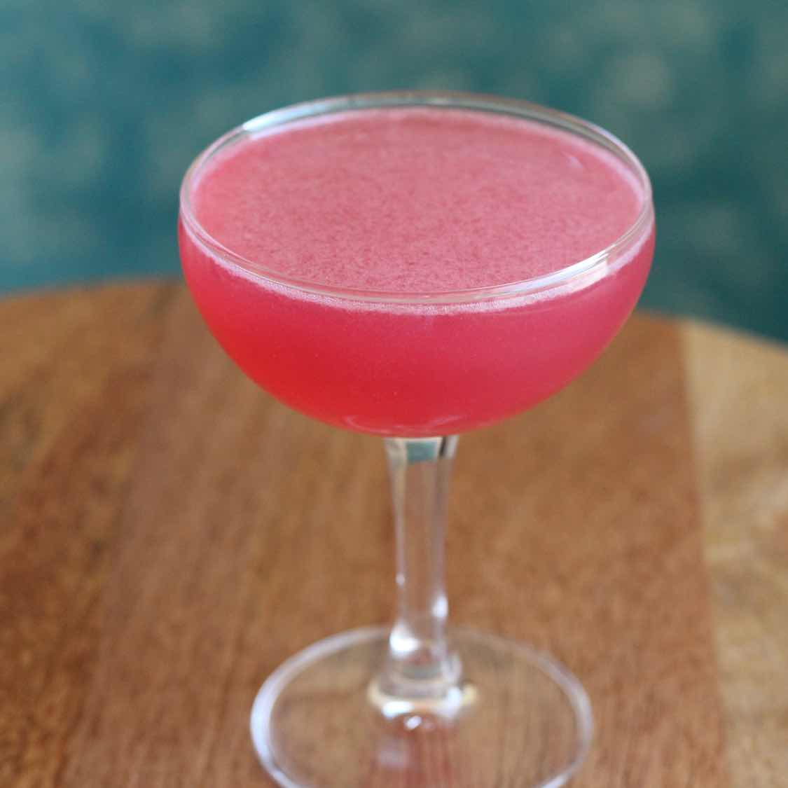 Cosmopolitan Cocktail - Original 1987 Toby Cecchini Recipe
