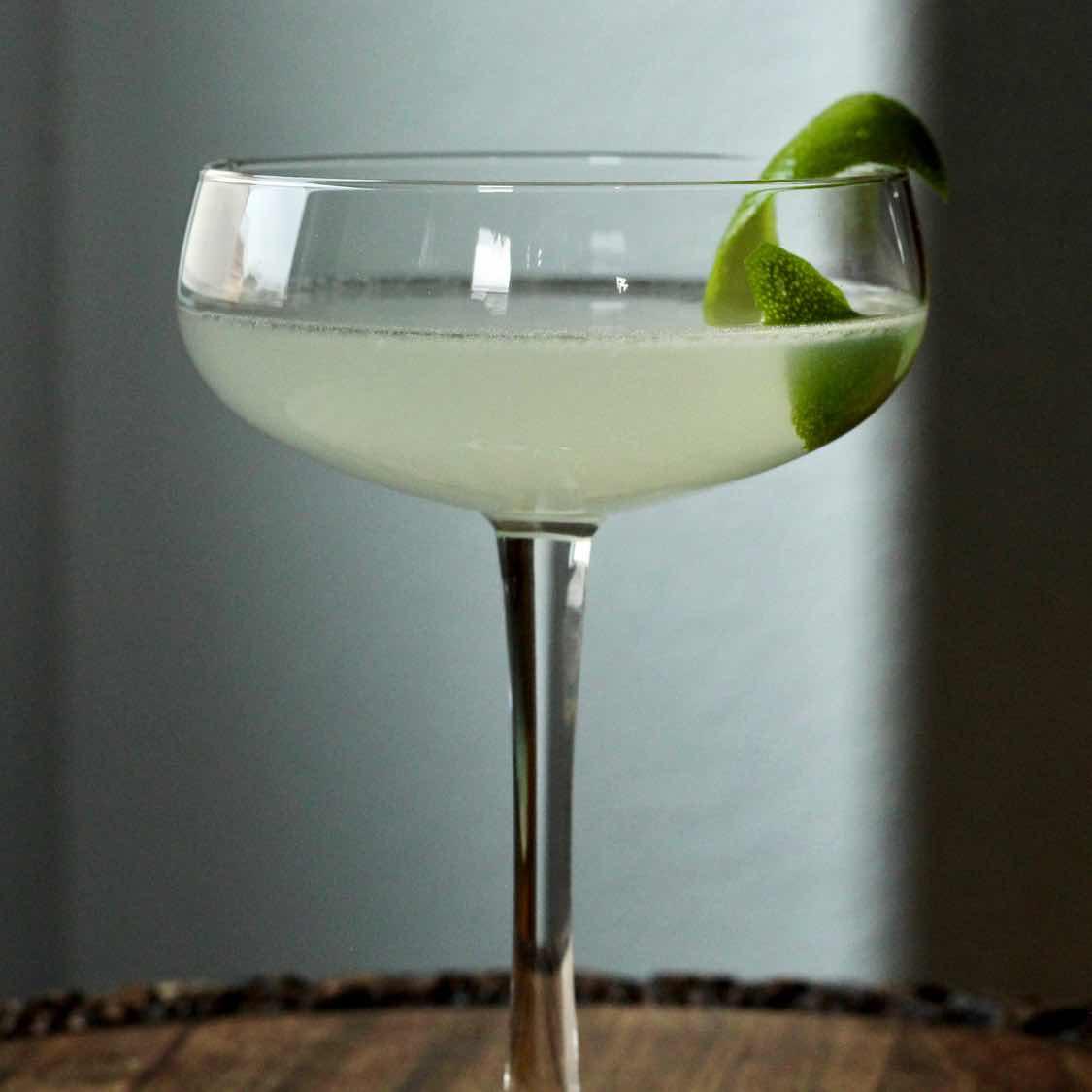 Daiquiri - The Classic Late 1800s Jennings Cox, Cuban Cocktail