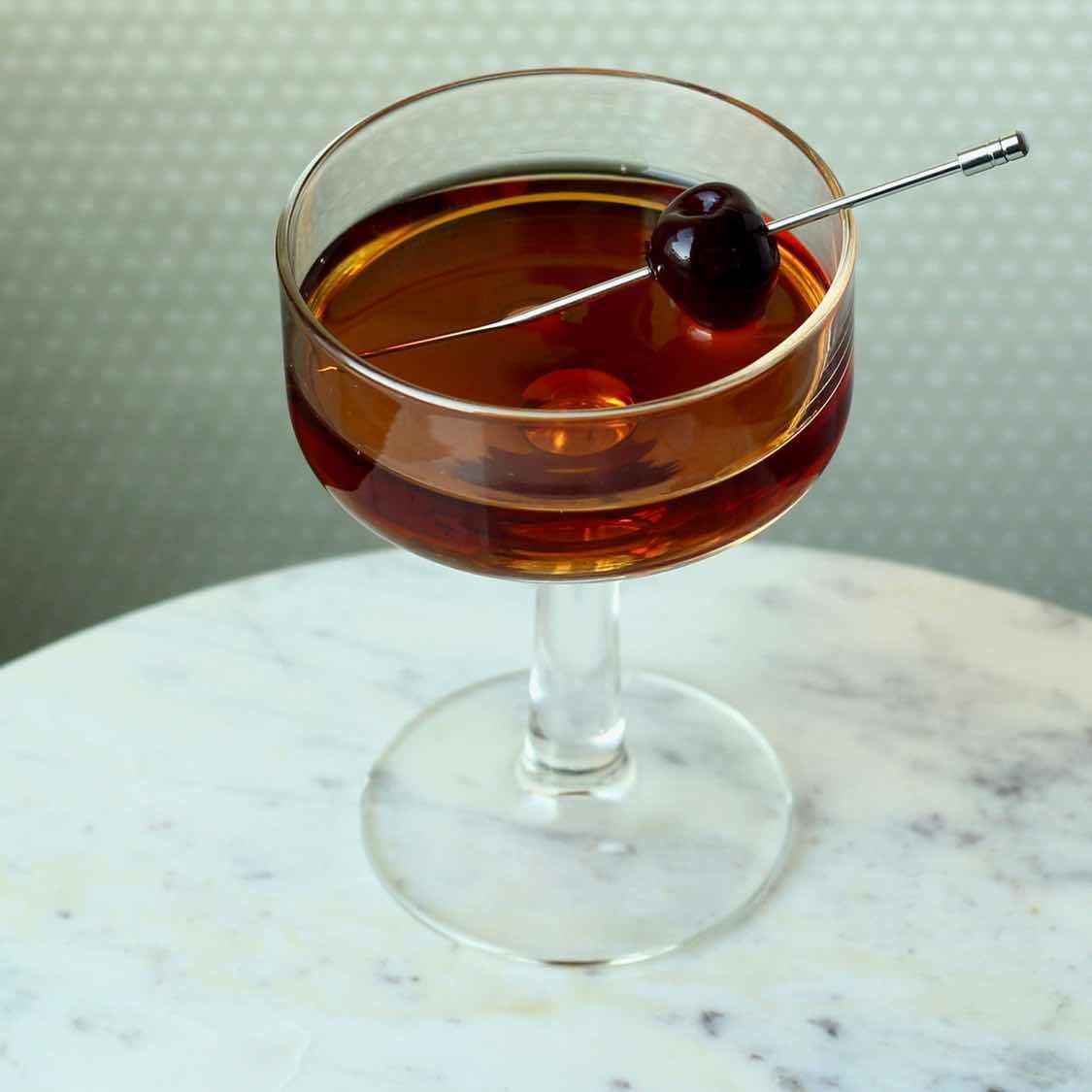 Harvard Cocktail - Original 1906 George Kappeler Recipe