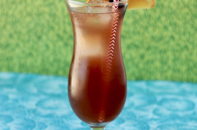 Hurricane Cocktail - Classic New Orleans Cocktail