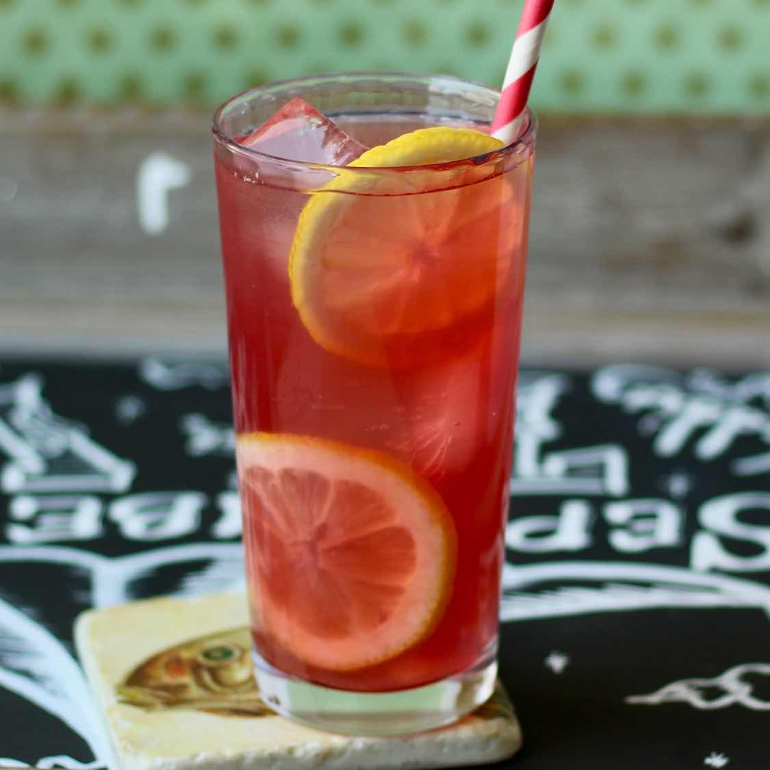 Long Beach Ice Tea - A Refreshing Twist on a Long Island Ice Tea