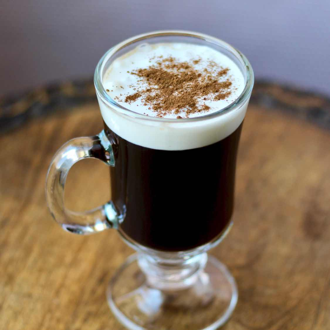 Mexican Coffee - An Amazing Tequila Variation of the Irish coffee