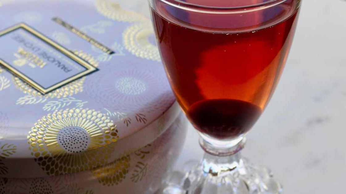 Rose Cocktail (French Version)