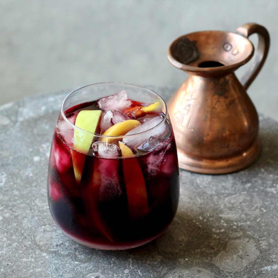 Sangria - Classic Spanish Fortified Wine Recipe