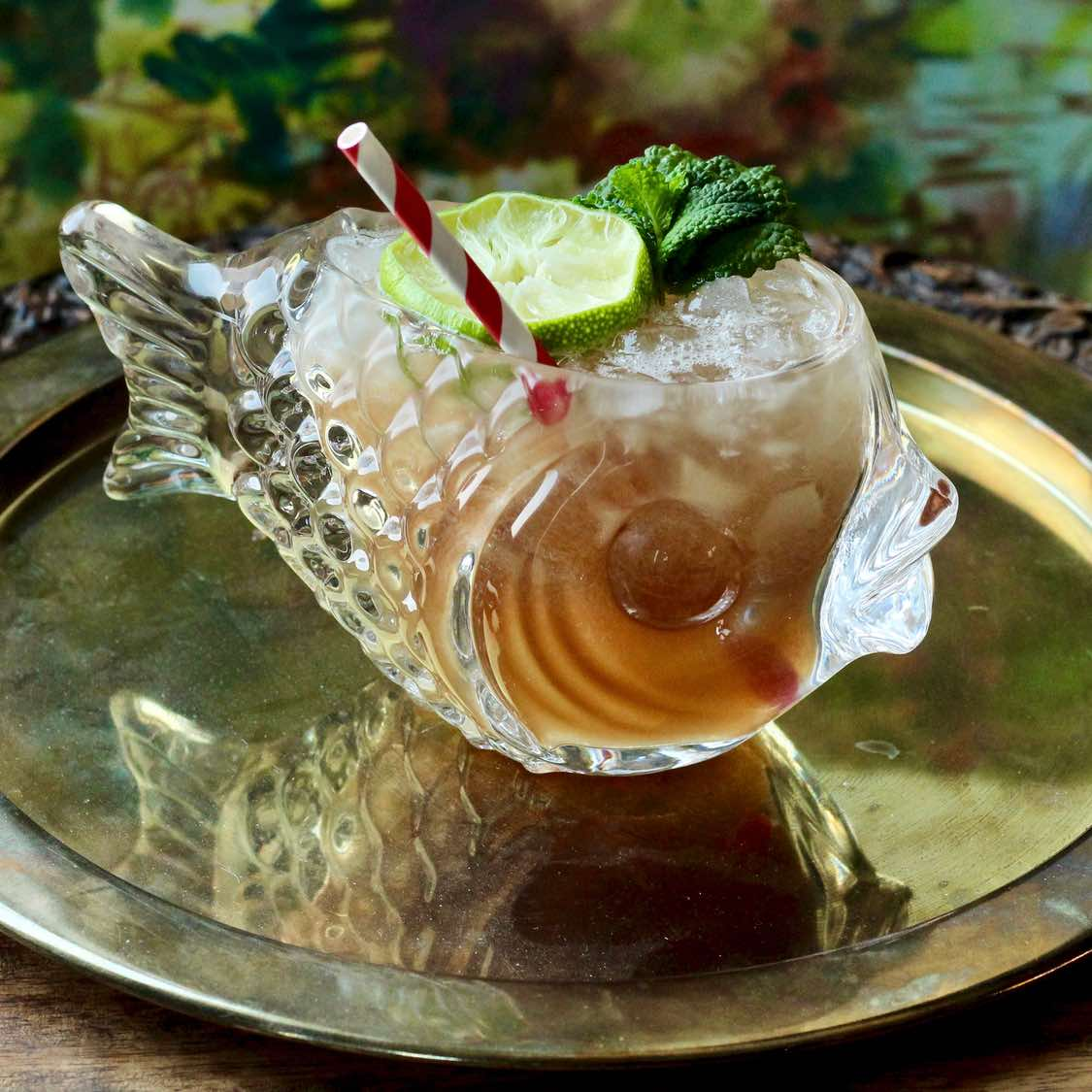 Navy Grog - Victor Bergeron's Version of This Classic Tiki Cocktail