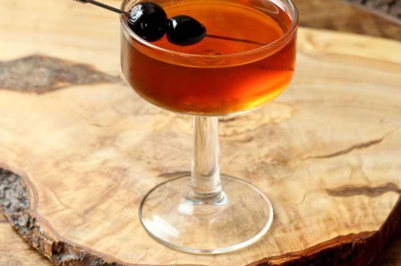 Rob Roy Cocktail - Original Old Waldorf Astoria Recipe