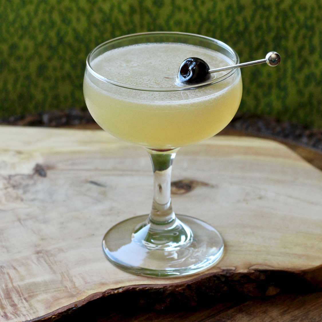 Whiskey Sour - Classic 1862 Jerry Thomas Recipe