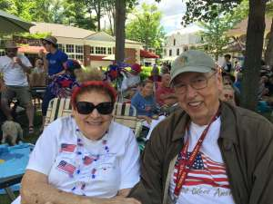 Maryanne & George Datesman | Chautauqua 2017 - 4th of July Fest