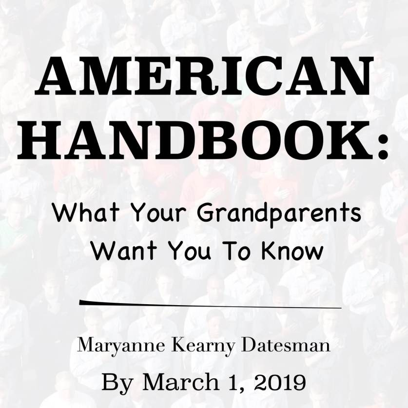 Essay On Human Population Featured Image Or Book Cover For American Handbook What Your Grandparents  Want You To Know Example Of An Essay Outline Format also How To Write Good Narrative Essays Six Basic American Cultural Values  Vintage American Ways What Is A Character Analysis Essay