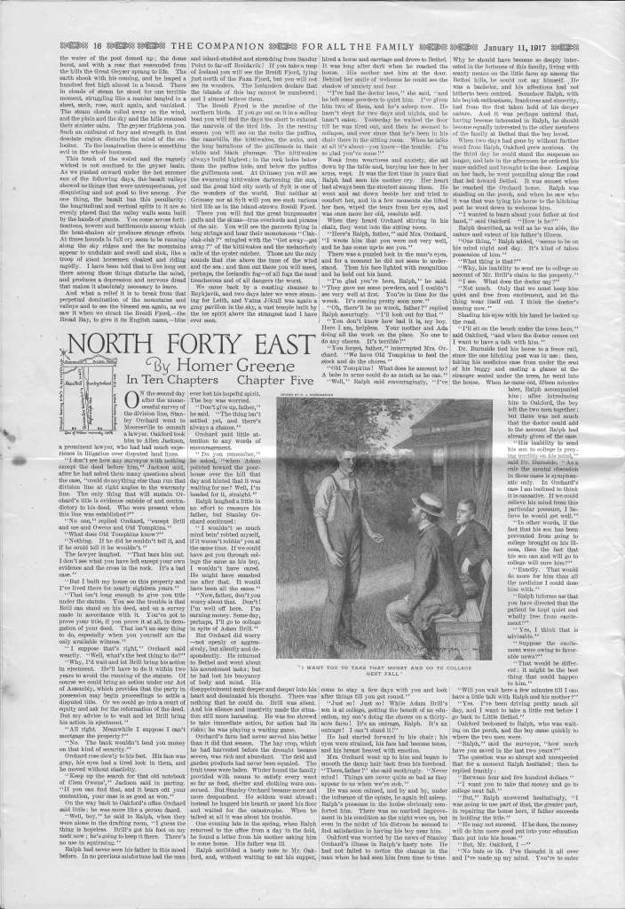The Youth's Companion - January 11, 1917 - Page 16