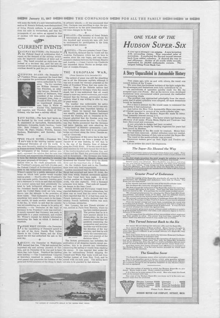 The Youth's Companion - January 11, 1917 - Page 19