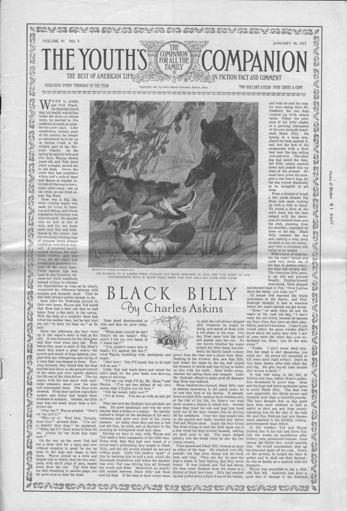 The Youth's Companion - January 18, 1917 - Page 29