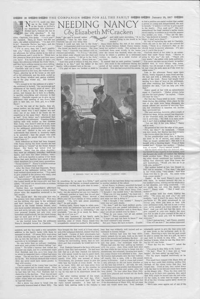 The Youth's Companion - January 18, 1917 - Page 30