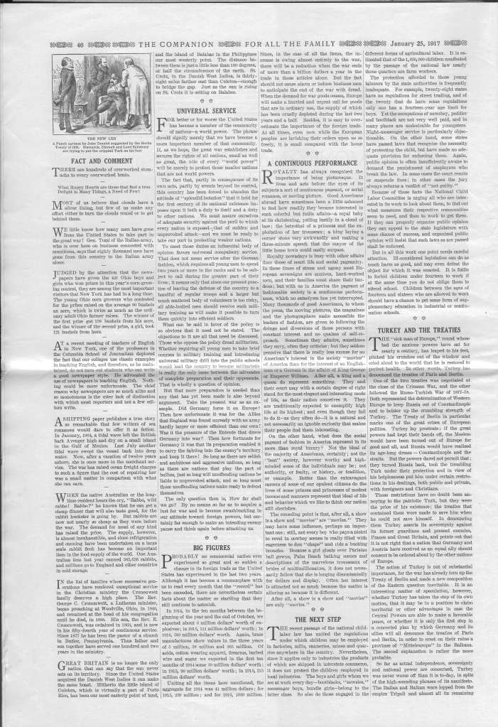The Youth's Companion - January 25, 1917 - Page 46