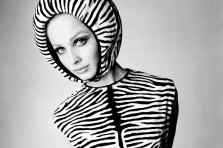 Fashion Portrait by David Bailey