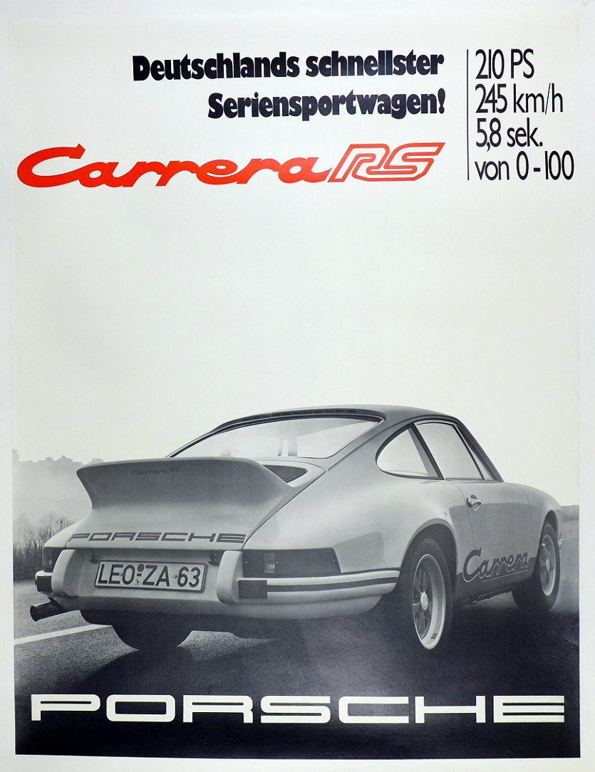 carrera rs with specs