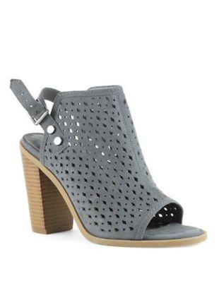INDIGO RD Mindee Stacked Heel Sandals