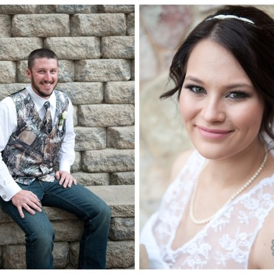 Kevin & Kesa tie the knot!