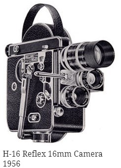Collecting Vintage Bolex-Paillard Home Movie Cameras
