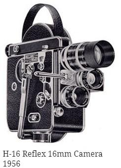 Collecting Vintage Bolex-Paillard Home Movie Cameras