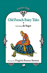 Front cover for Old French Fairy Tales (1)