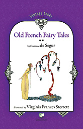 Front cover for Old French Fairy Tales (2)
