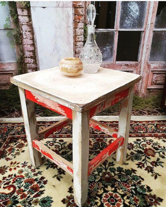 Brocant tafeltje | Vintage Brabant