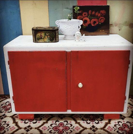 Rood Wit Kastje | Vintage Brabant