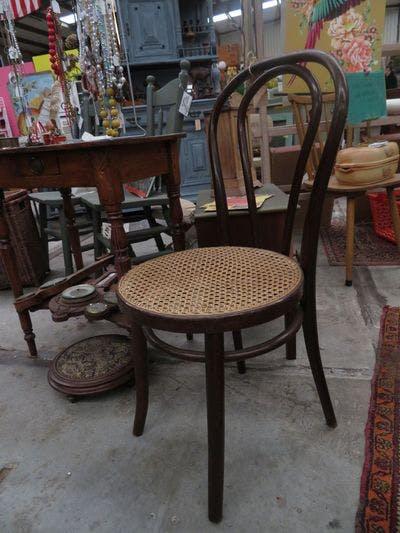 Thonet stoel | Vintage Brabant