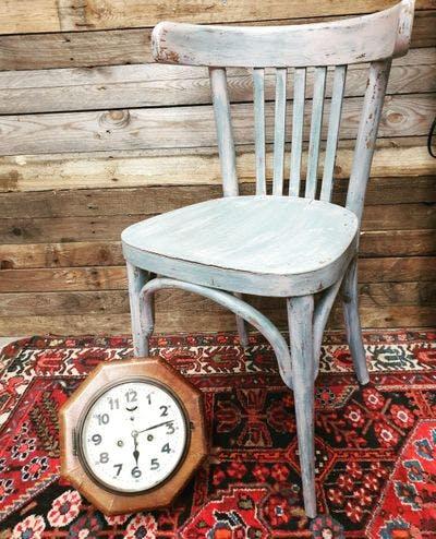 Houten Caféstoel | Vintage Brabant