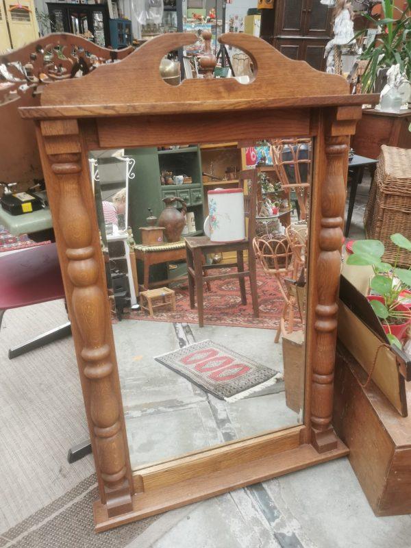 victoriaanse spiegel   Vintage brabant